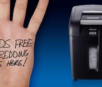 Hands Free Shredders
