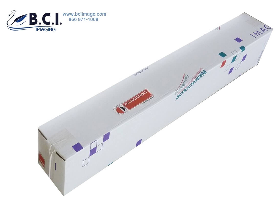 Mactac Permaflex Polycarbonate Rigid Overlaminating 10 Mil