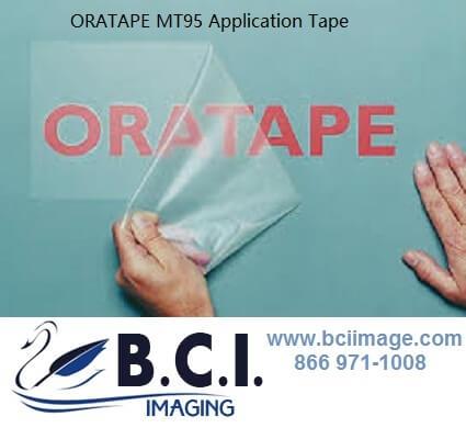 ORATAPE LT 95 65cm x 50m Application Tape Übertragungsfolie Applicationtape