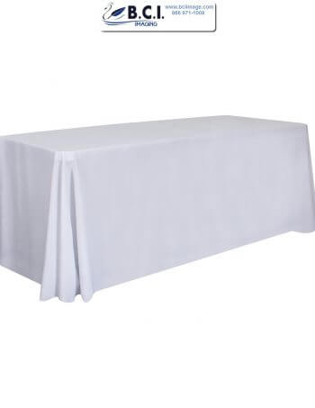 8 Feet Standard Table Throw (Unimprinted)