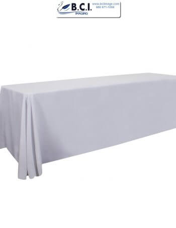 6' Economy Table Throw (Unimprinted)