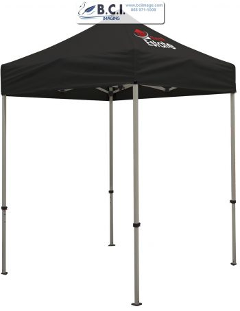 Deluxe 6' Tent Kit (Full-Color Imprint, One Location)