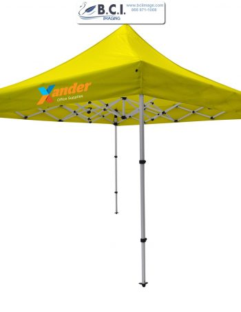 Compact 10' Tent Kit (Full-Color Imprint, One Location)